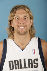 Dirk Nowitzki -- Banana Republic of the NBA