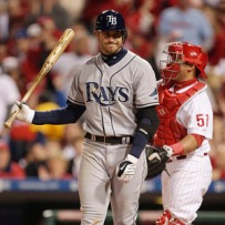 MLB: World Series-Tampa Bay Rays at Philadelphia Phillies