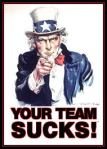 your team sucks