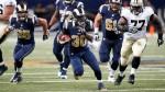 NFL: New Orleans Saints at St. Louis Rams