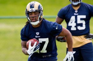 NFL: St. Louis Rams-Rookie Minicamp