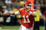 NFL: Preseason-Kansas City Chiefs at New Orleans Saints