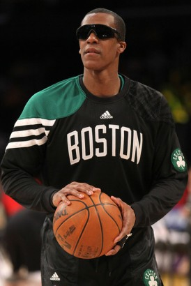 Rondo sees the floor like Ray Charles sees the piano