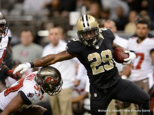 New Orleans Saints 42 Tampa Bay Bucs 17 Saints move on to the Playoffs as the Number 6 Seed.