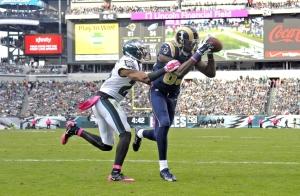 NFL: St. Louis Rams at Philadelphia Eagles