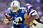 NFL: Minnesota Vikings at Indianapolis Colts