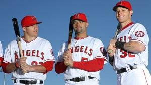 angels lineup