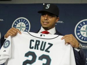 Will the addition of Nelson Cruz put the Mariners over the top in the AL West?