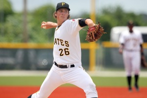 Can Tyler Glasnow sure up the back end of Pittsburgh's rotation?