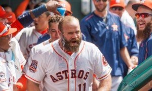 Legend has it, Gattis draws his power from his beard.