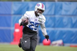 McCoy looks to get a heavy workload in Buffalo.