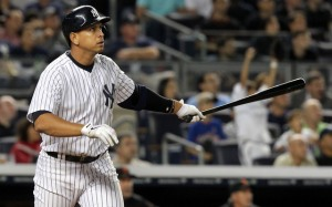 MLB: San Francisco Giants at New York Yankees