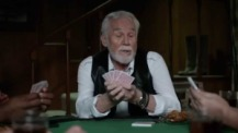 Playing poker with Kenny Rogers, it gets old pretty damn quick.