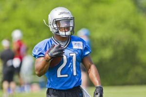 Ameer Abdullah looks to impress in his rookie campaign (Image from
