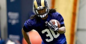 Gurley will be a stud once the Rams give him the keys to the car. (photo from thacover2.com)