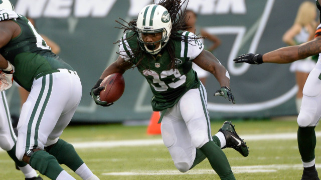chris ivory fantasy value