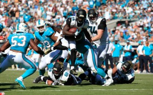 T.J. Yeldon looks to have a big game against the Patriots (Image from Zimbio.com)