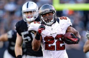 Doug Martin owners are finally reaping the rewards from draft day.