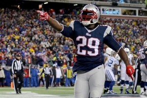 LeGarrette Blount has torn apart the Colts twice already, why not a third?