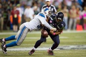 NFL: Detroit Lions at Seattle Seahawks
